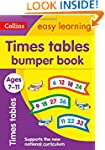 Times Tables Bumper Book Ages 7-11 (C...