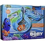 Disney Pixar – Le Monde de Dory – Parcours Aquatique – Figurine Robo Fish Nemo + Circuit (Import UK)