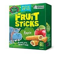 Mother Earth Fruit Apple Sticks - 152 g