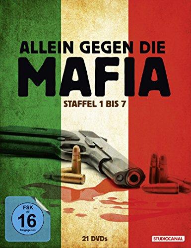 Bild von Allein gegen die Mafia - Staffel 1 bis 7 (21 Discs)