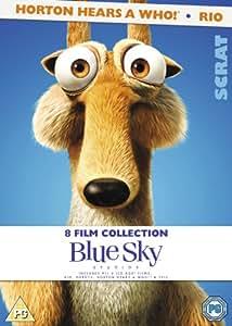 Blue Sky Studios 8 Film Collection: Epic, Horton Hears A Who, Ice Age, Ice Age 2, Ice Age 3, Ice Age 4, Rio & Robots [DVD] [2002]