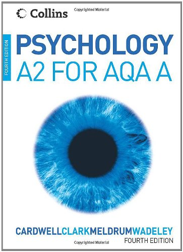 Psychology – Psychology for A2 Level for AQA (A) for sale  Delivered anywhere in UK