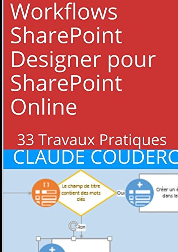Workflows SharePoint Designer pour SharePoint Online : 33 Travaux Pratiques