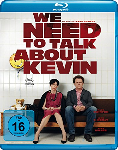 We need to talk about Kevin [Blu-ray] (Mathe-charme)