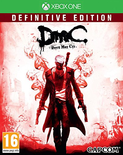 Dmc Devil May Cry - Definitive Edition [Importación Francesa]