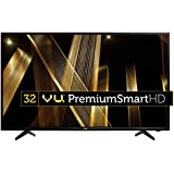 VU 80 cm (32 Inches) HD Ready LED Smart TV 32D6475 (Black)
