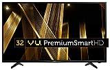 VU 80 cm (32 Inches) HD Ready LED Smart TV 32D6475 (Black)