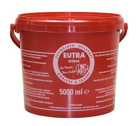 ARNDT Melkfett EUTRA TETINA 5.000 ml