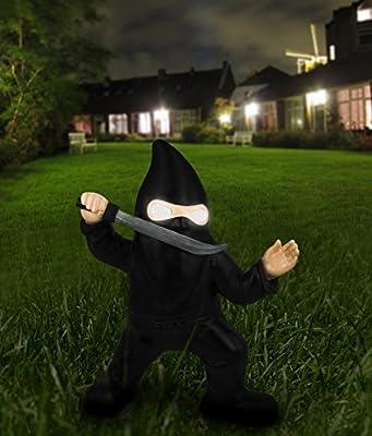 Thumbs Up NINGNOM - Ninja Gartentwerg von Thumbs Up auf Du und dein Garten