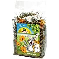 Jr Farm Flores de pradera 100g.. Comida para roedores