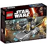 LEGO - 75131 - Star Wars - Jeu de Construction - Pack de combat de la Résistance