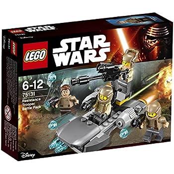 LEGO - Star Wars 75131 Battle Pack Resistenza