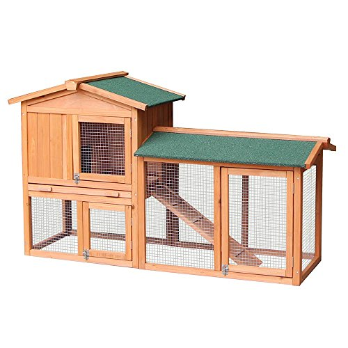 NO.1# TOP 10 BEST RABBIT HUTCH REVIEW -CHOOSE THE BEST RABBIT CAGE