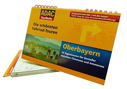 """ADAC TourBooks - Die schönsten Fahrrad-Touren - """"Oberbayern"""""""