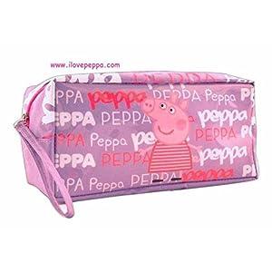 Portatodo Peppa Pig morado
