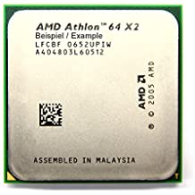 AMD Athlon 64 X2 5200+ 2.7GHz/1MB Sockel/Socket AM2 ADO5200IAA6CZ Dual-Processor (Generalüberholt)