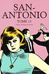 San Antonio, Tome 11