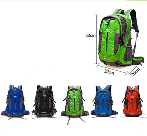 Reiten Rucksack Damen und Herren Radfahrer leicht atmungsaktiv Tasche Rucksack Schultern Outdoor Equipment Dunkelblau
