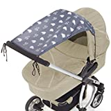 Sunshine Schaf Sonnensegel Kinderwagen Sonnenschutz