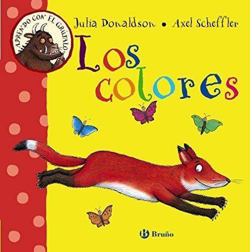 Los colores / Colours
