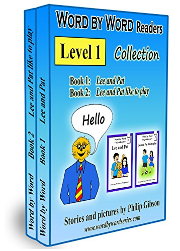 Descarga gratuita Word by Word Readers: Level 1: A Child's Introduction to Reading (Word by Word Collections) PDF