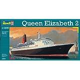 Revell Queen Elizabeth 2 Plastic Model Kit