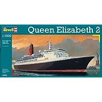 """Revell 05806 24.4 cm """"Queen Elizabeth 2"""" Model Kit"""