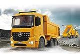 Jamara 404940 - Muldenkipper Mercedes-Benz Ar...Vergleich