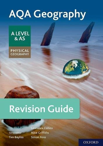 AQA Geography for A Level & AS Physical Geography Revision for sale  Delivered anywhere in UK