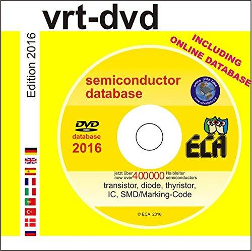 Preisvergleich Produktbild vrt-dvd 2016 - semiconductor database