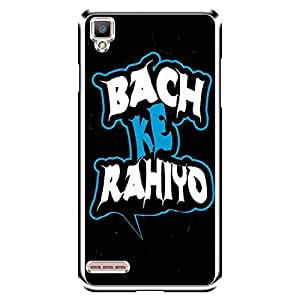 """MOBO MONKEY Designer Printed 2D Transparent Hard Back Case Cover for """"Oppo F1"""" - Premium Quality Ultra Slim & Tough Protective Mobile Phone Case & Cover"""
