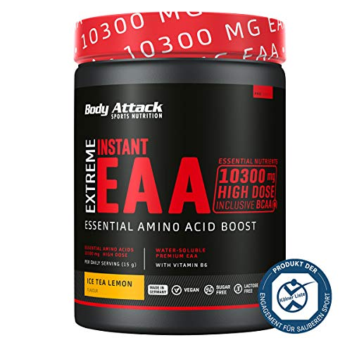 Body Attack Extreme Instant EAA (Ice Tea)