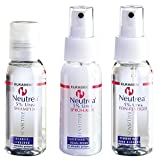 Elkaderm Neutrea Plus Mini-Set für unterwegs, (3x 50 ml)