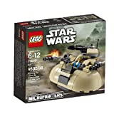 LEGO Star Wars–AAT–75029(Lego Star Wars 5702015120999) 'Geben Sie Miniatur-Schlacht mit dem Lego Star Wars aattm microfighter. Geben Sie einen Mini Lego Star Wars Uni...