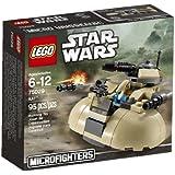 LEGO Star Wars AAT Niño/niña 95pieza(s) juego de construcción - juegos de construcción (Multicolor, 6 año(s), 95 pieza(s), Película, Niño/niña, 12 año(s))
