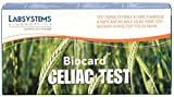 BiocardTM Celiac Disease Test | Gluten Intolerance Self-Testing Kit | Online Demonstration Video of Test Procedure | Results within 10 Minutes