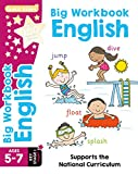 Gold Stars Big Workbook English Ages 5-7 Key Stage 1: Supports the National Curriculum (Bumper)