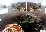 Gujattire Cotton Silk Blend Floral Doubl...