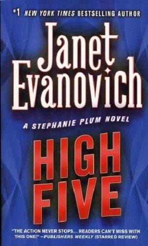 High Five (Stephanie Plum Novels) - Infinity Jersey