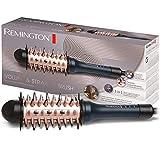 Remington Volumenbürste, Glättbürste und Lockenstyler CB7A138, 3 in 1 Funktion: Haarbürste, Haarglätter und Volumenstyler, 38 mm Rundbürste mit 3 Temperatureinstellungen von 150-230°C