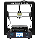 Anycubic Stampante 3D i3 Mega con TFT Touch Screen da 3,5 Pollici ( Guscio Nero )