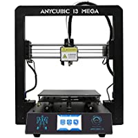 Anycubic i3 Mega 3D Printer Upgraded Full Metal with Patented Heated Bed and 3.5 inch Touch Screen Large Print Size UK Plug