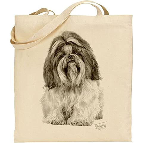Mike Sibley (Shih Tzu Sac en coton naturel