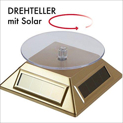 Safe 5402 Drehteller mit Solarantrieb -