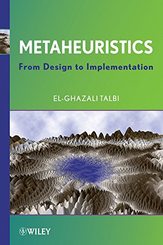 [(Metaheuristics : From Design to Implementation)] [By (author) El-Ghazali Talbi] published on (July, 2009)