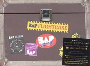 Das Bap-Flightcase - Die ersten 4 BAP-Alben