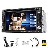 Best Pupug Car Stereo Systems - Eincar Double Din GPS Autoradio Car DVD Player Review