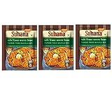 Suhana Paneer Tikka Spice Mix 50g Pouch (Combo Of 3)
