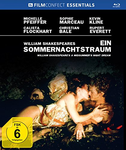 Ein Sommernachtstraum (Mediabook + Original Film Plakat) [Blu-ray]