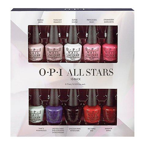 OPI Nagellack STARLIGHT All Stars Master Kit 10 x 3,75ml